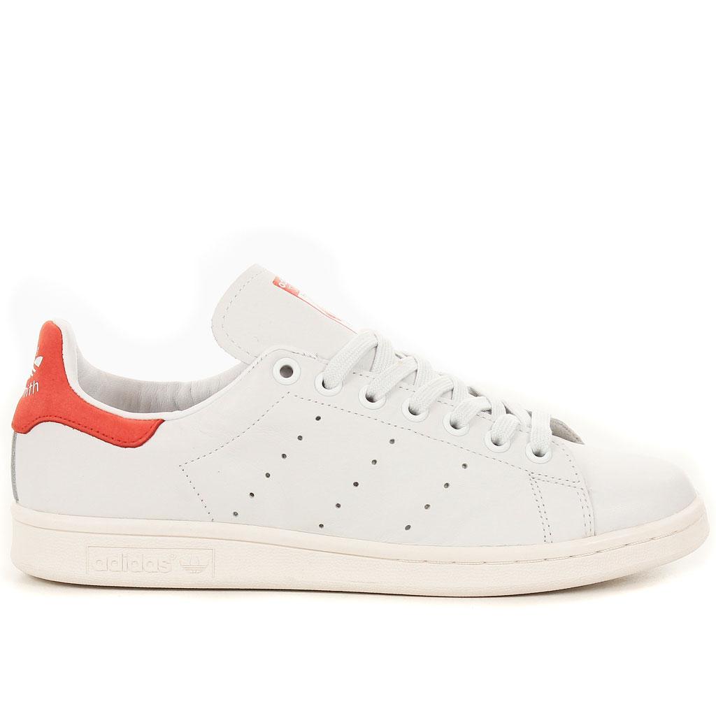 6aab6b64e2e Réduction authentique adidas stan smith femme orange Baskets ...