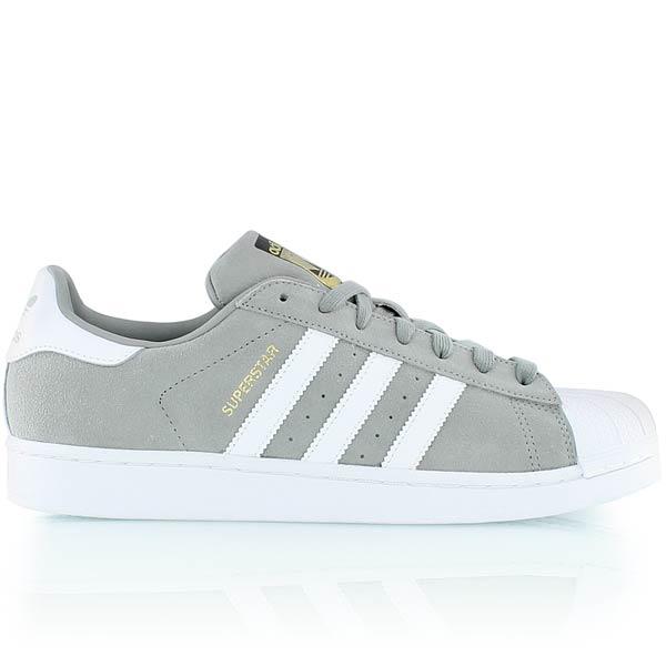 Schuhe adidas Court Star Slim W D67875 Alumi2Metsil