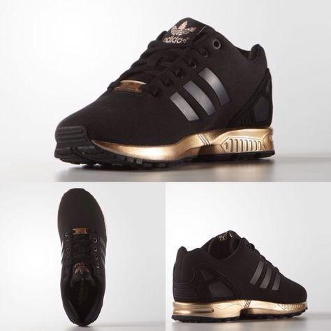 f2e25461ec Réduction authentique adidas zx flux noir dore Baskets - panier-bio ...