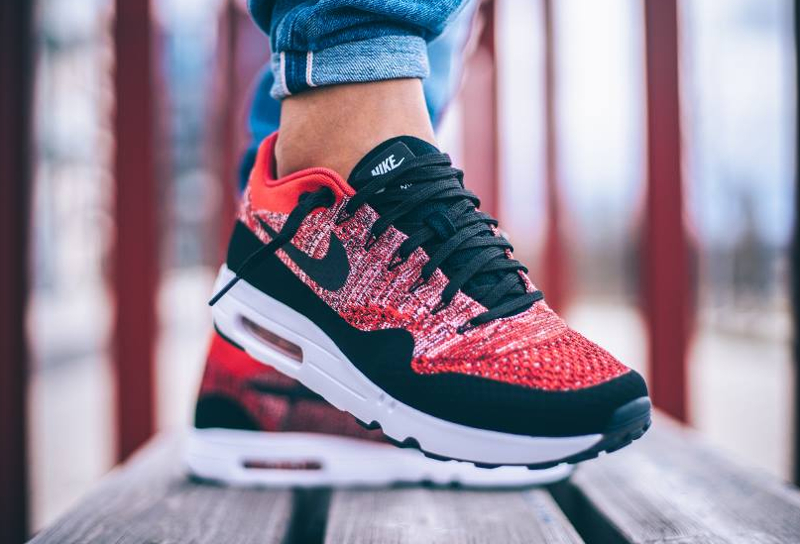 huge discount 4e35c 31d82 air max 1 ultra 2.0 flyknit rouge