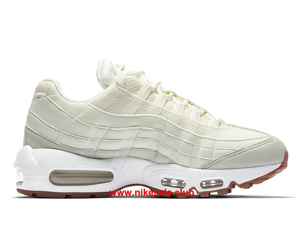chaussures de sport 74901 86408 Réduction authentique air max 95 femme beige pas cher ...