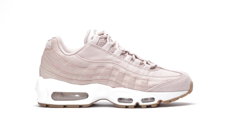 san francisco 24f8c 7b235 air max 95 rose pale soldes