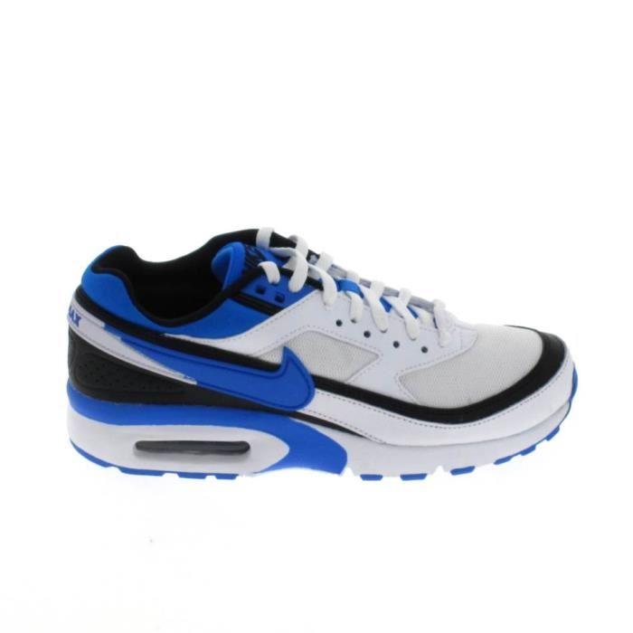 new style b0e2d e40b7 air max blanche bleu