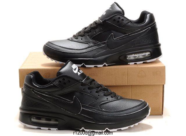 on sale b2360 8d3f8 air max bw cuir noir