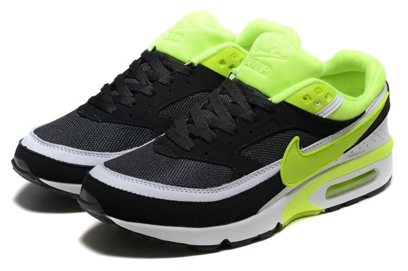new product 982c3 41e5e air max bw verte et noir