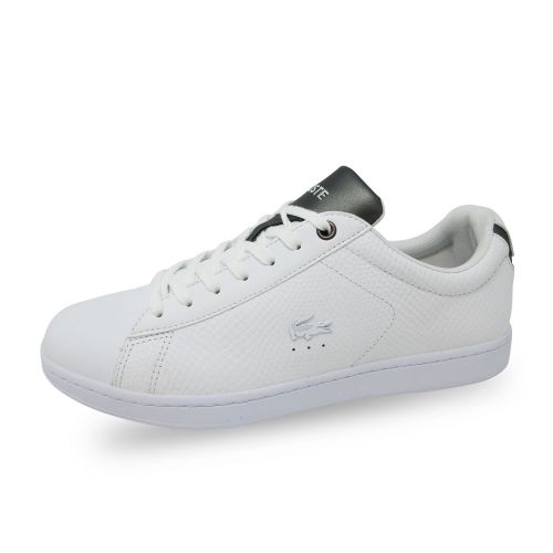 37bdeca9830 Réduction authentique basket lacoste blanche homme Baskets - panier ...