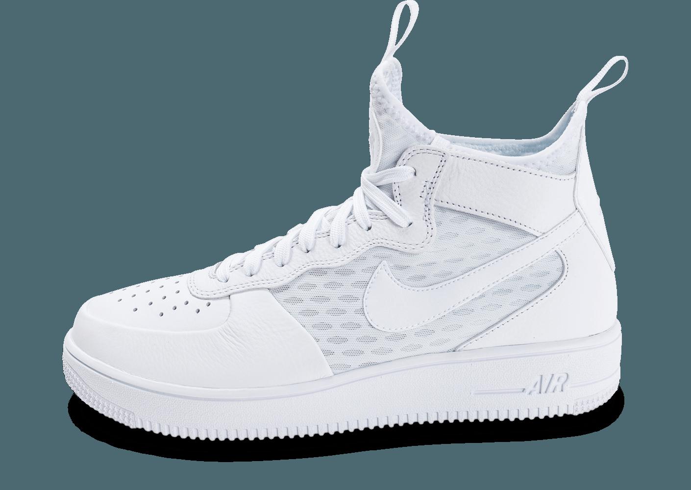 grande vente b8719 9456a Réduction authentique chaussure air force one blanc Baskets ...