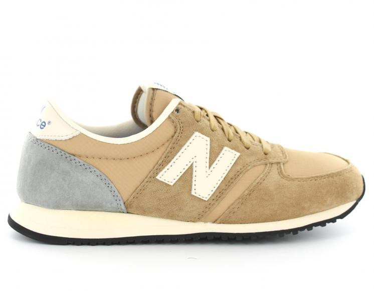 new balance pas cher beige