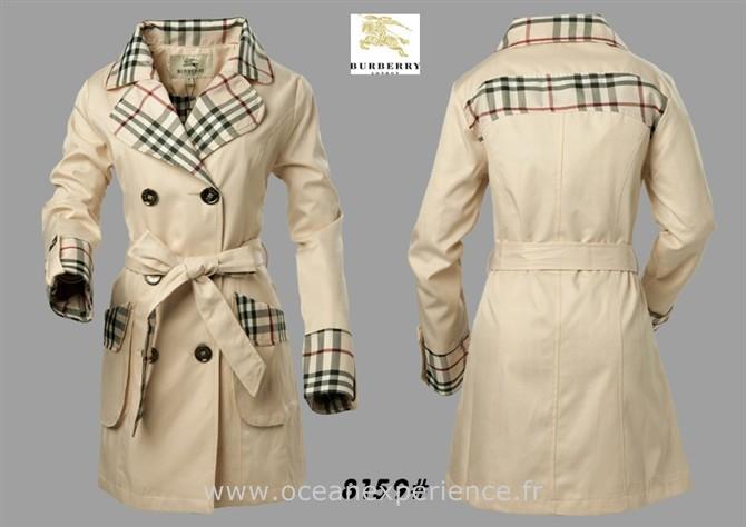 77df2ff2f05f Réduction authentique trench coat burberry femme pas cher Baskets ...